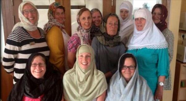 svenske pornomodeller muslimske land