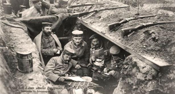 hvornår startede 1 verdenskrig