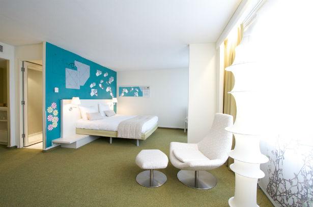 Den korte avis europas vildeste designhoteller for Design hotel belgien
