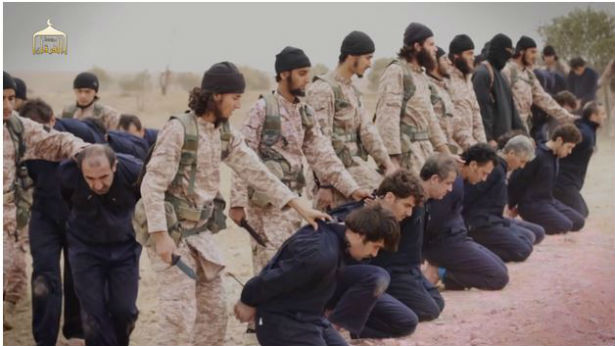 De grusomme jihadisterne fra Islamisk Stat kan komme...