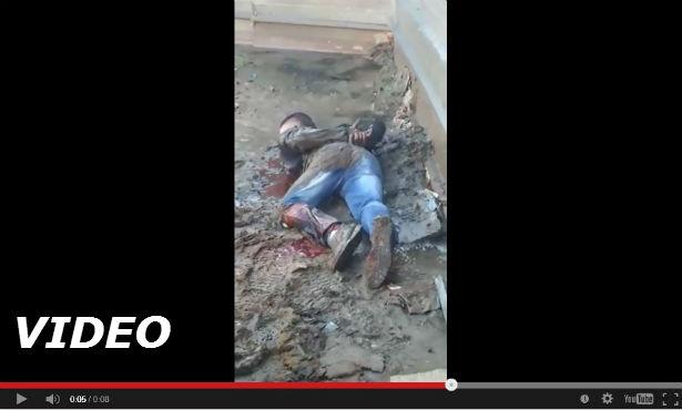 Den Korte Avis | Video: Han har lige angrebet 10 uskyldige mennesker med kniv – nu ligger han på ...
