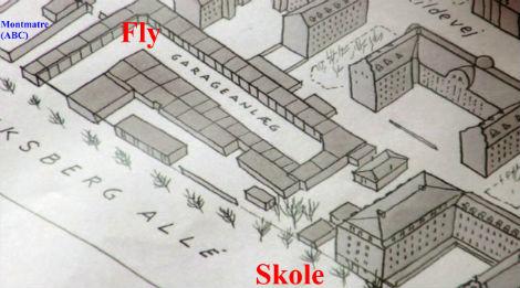 Den Korte Avis | Tragedien på Frederiksberg: De britiske fly skulle bombe tyskernes hovedkvarter ...