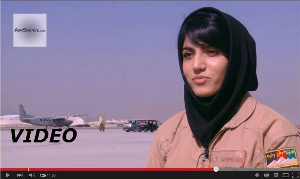niloofar er den forste jagerpilot i afghanistan laes hvad maendene vil gore ved den modige kvinde