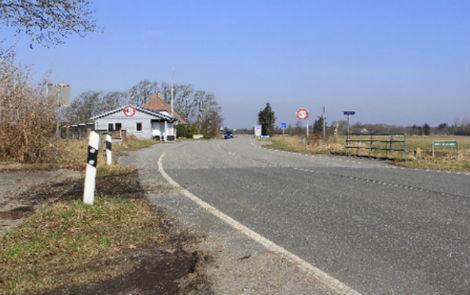 dansk tyske grænseovergange