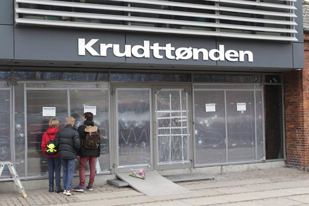 fotoudstilling København manden på linjen
