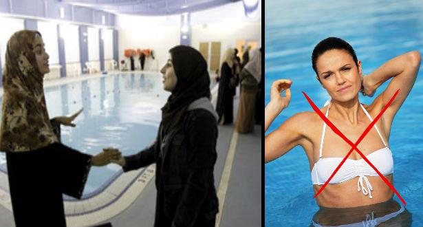badetøj til muslimske kvinder