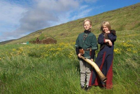 Her var vikingerne for 1000 år siden – besøg de otte steder og få en fantastisk oplevelse » Den ...