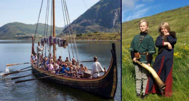 ba17f244 Her var vikingerne for 1000 år siden – besøg de otte steder og få en  fantastisk oplevelse