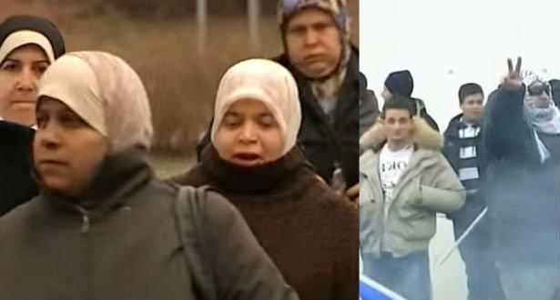 Svenske hospitaler får nu sikkerhedsvagter døgnet rundt – en tilfældig  måned med islam og multikultur i Sverige  Juni 2016 dbd38868cfdb7