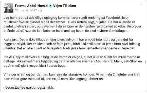 vejen til islam