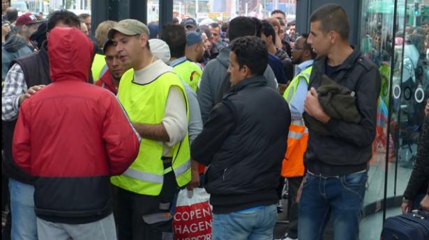 Peter Skaarup: Hvordan sikres politiet mod coronasmitte fra asylansøgere?...