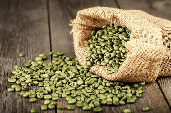 grønne kaffebønner kapsler