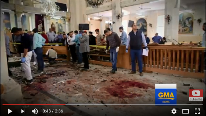 Afbrændte kirker, forfølgelser og mord på kristne steg...
