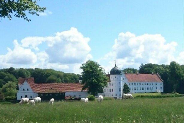 Dagens læserfoto: Torbenfeldt gods ved Mørkøv