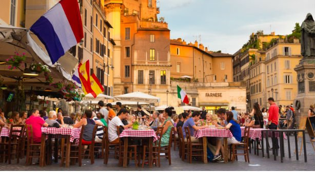 Kan EU-budget og Genopretningspakke finansiere skattelettelser i Italien?
